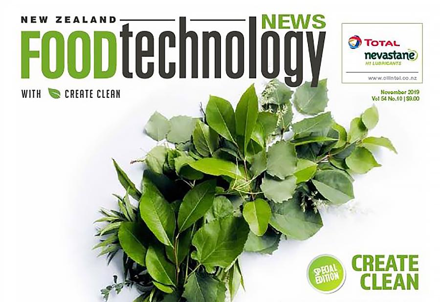 New Zealand Food Technology News Tony Hunter