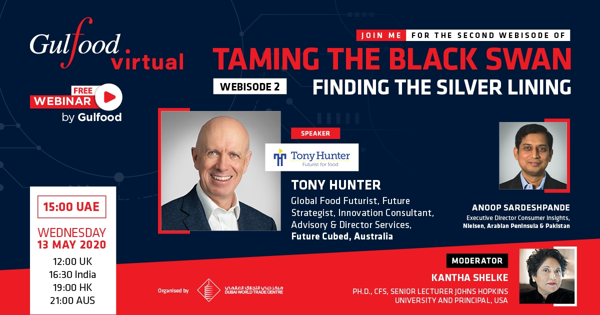 Tony Hunter Speaker