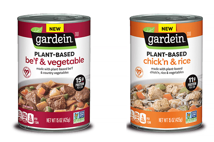 Plantbased soups