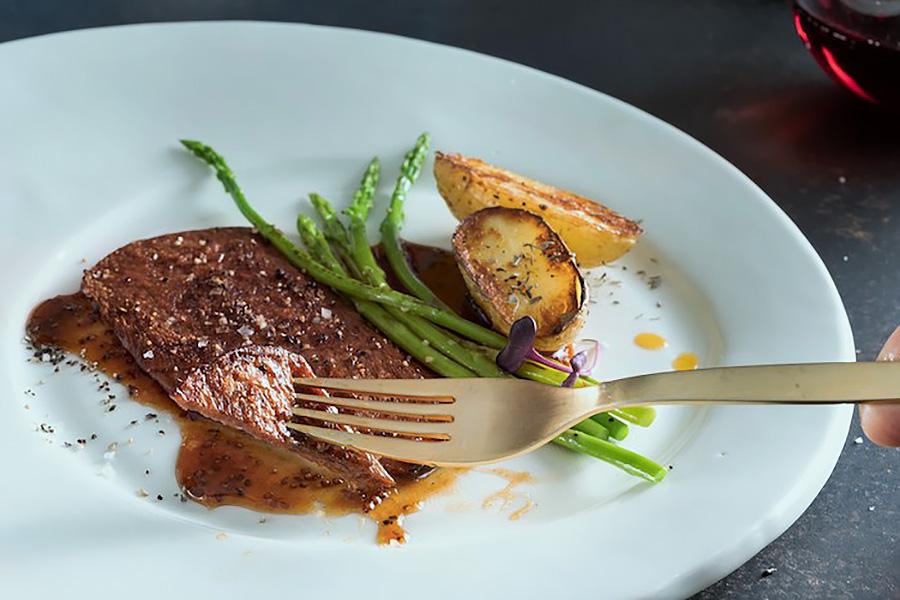 Cultivated Steak