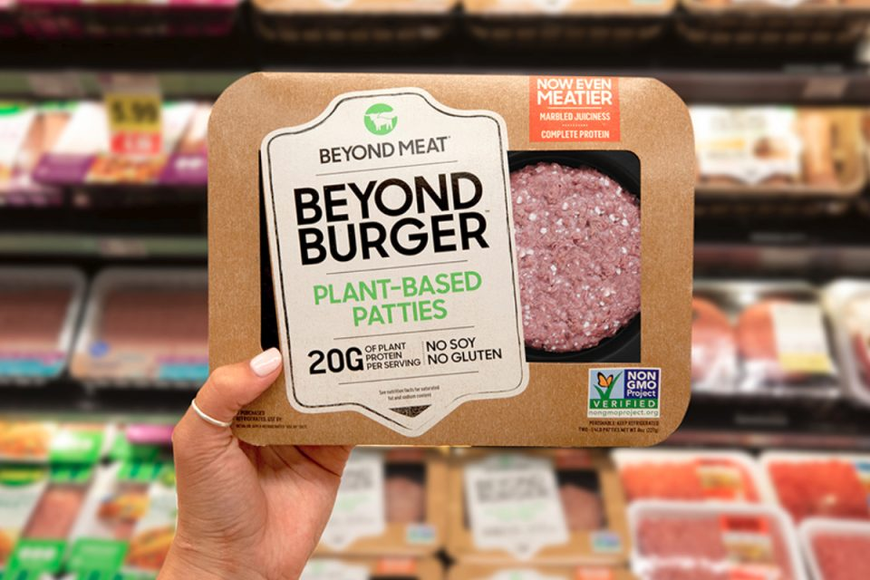Beyonf Burger, Food is now technology
