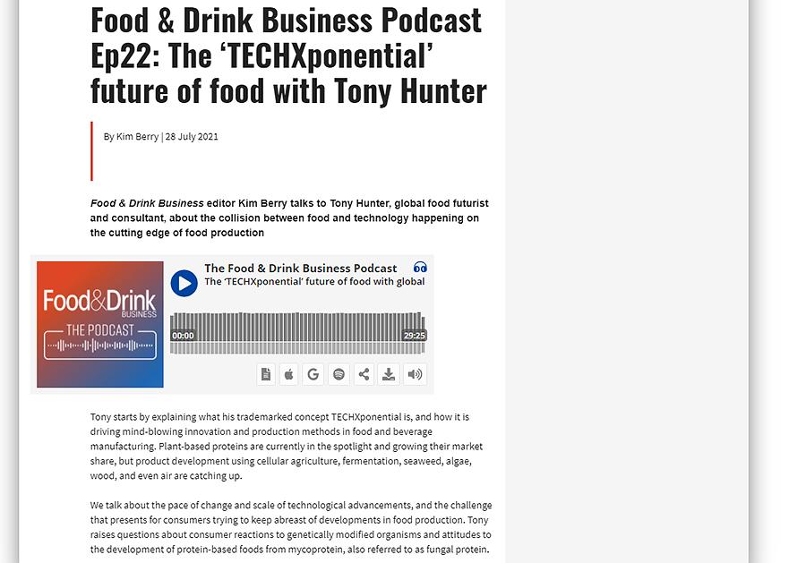 Tony Hunter Speaker